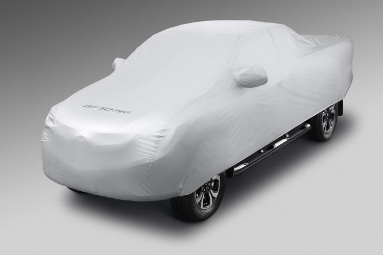 ผ้าคลุมรถ (ฟรีสไตล์แค็บ)ราคาขาย (ไม่รวม VAT) 1,350 บาท