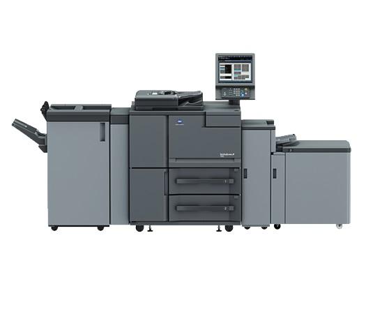 เครื่องพิมพ์ดิจิตอลขาวดำรุ่น Bizhub Pro 1100