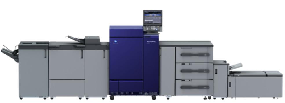 เครื่องพิมพ์ดิจิตอลสีรุ่น AccurioPress C6100 / C6085