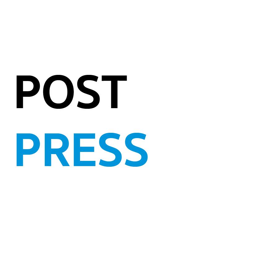 กลุ่มสินค้า Post Press