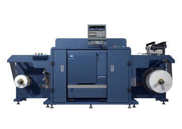 เครื่องพิมพ์ดิจิตอลป้อนม้วน KONICA MINOLTA