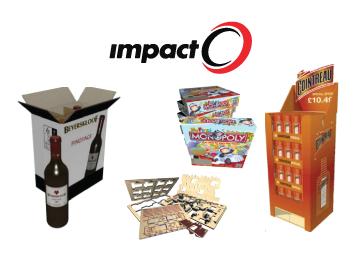 ซอฟต์แวร์ออกแบบบรรจุภัณฑ์ IMPACT