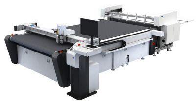 JINGWEI CB03-II Flatbed Digital Cutter