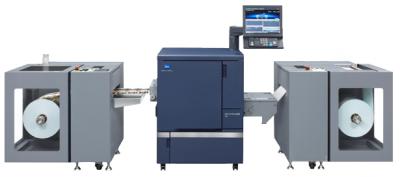 เครื่องพิมพ์ฉลากม้วน KONICA MINOLTA รุ่น AccurioLabel 190