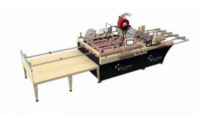 เครื่องปะกล่อง เครื่องยิงกาว APR SOLUTIONS รุ่น MAXI BOX PLUS