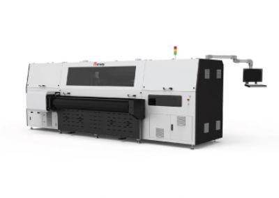 เครื่องพิมพ์กล่องกระดาษลูกฟูกดิจิตอล HANWAY รุ่น REVO 2500W
