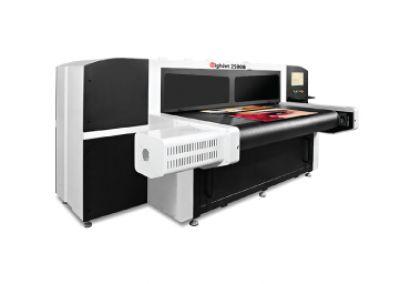 เครื่องพิมพ์กล่องกระดาษลูกฟูกดิจิตอล HANWAY รุ่น Highjet 2500B