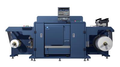 เครื่องพิมพ์ฉลากม้วน Konica Minolta รุ่น Accurio Label 230