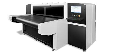 เครื่องพิมพ์ลูกฟูกดิจิตอล HANDWAY ระบบ multi-pass รุ่น Highjet 2500B