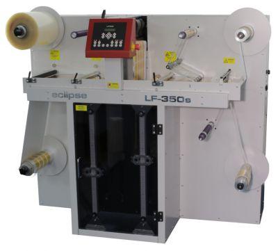 เครื่องตัดสติกเกอร์ม้วนแบบดิจิตอล Eclipse LF350S