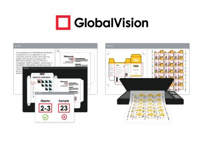 Global Vision Inspection Software and Systems