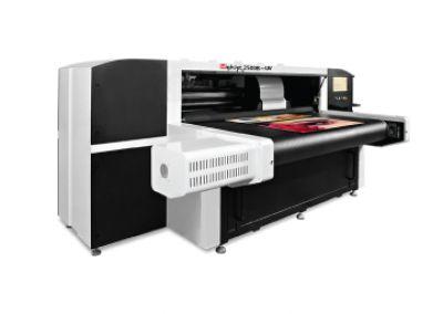 เครื่องพิมพ์กล่องกระดาษลูกฟูกดิจิตอล HANWAY รุ่น Highjet 2500UV