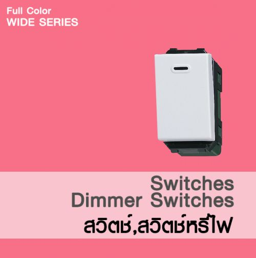 SWITCHES (Wide Series)