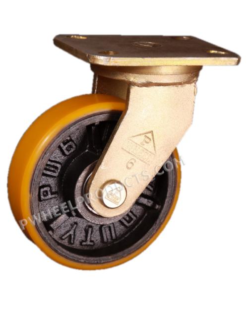 Polyurethane 6 Swivel R500