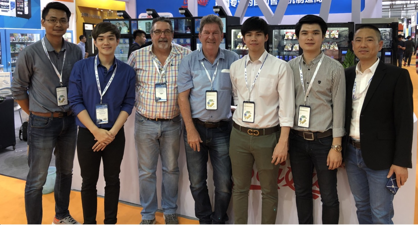 Worldwide Vending and China vending fare