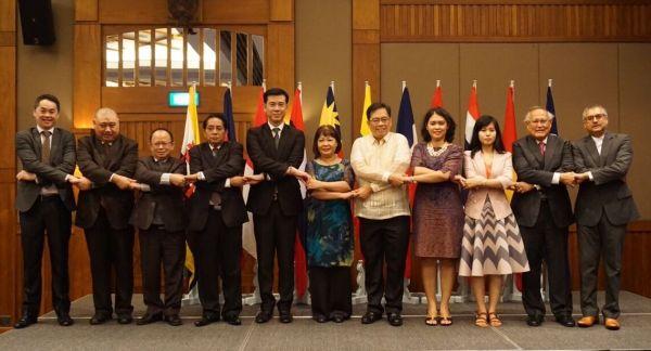 การประชุมสมัยพิเศษของคณะกรรมาธิการระหว่างรัฐบาลอาเซียนว่าด้วยสิทธิมนุษยชน (AICHR)