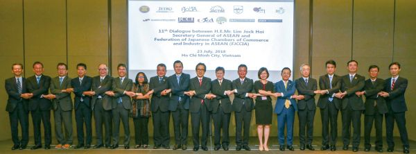 ASEAN Secretary-General-highlights closer engagement with Japan's private sector