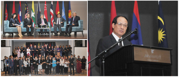ASEAN SG stresses role of women to prevent violent extremism
