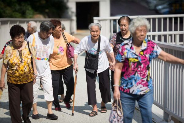 Asia will be home to 60% of world's elderly by 2030s: Deloitte