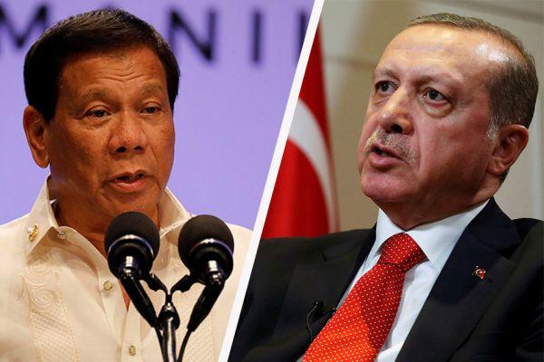 ประธานาธิบดี Rodrigo Duterte กับการดึงประเทศตุรกีเข้าเป็นสมาชิกอาเซียน