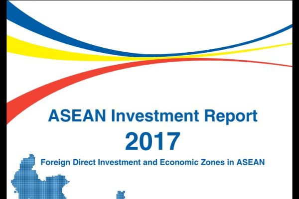 ASEAN Launches Investment Report 2017 and ASEAN at 50: A Historic Milestone for FDI and MNEs in ASEAN