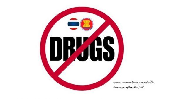 สถานการณ์และแนวทางในการแก้ปัญหายาเสพติดอาเซียน : ประเทศไทย