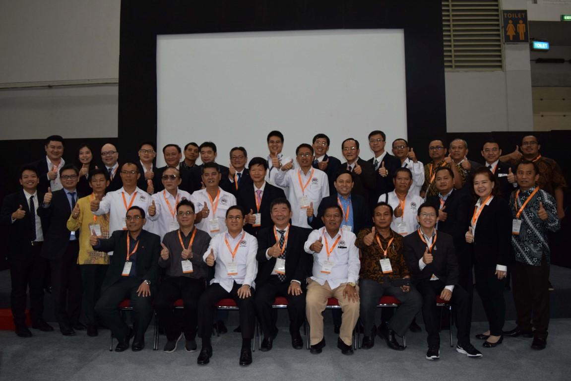 """Thailand International TRUCK SHOW"""" ร่วมให้การสนับสนุนการจัดงานประชุมใหญ่สามัญประจำปี ครั้งแรกของ สหพันธ์การขนส่งทางรถบรรทุกแห่งอาเซียน (ATF)"""