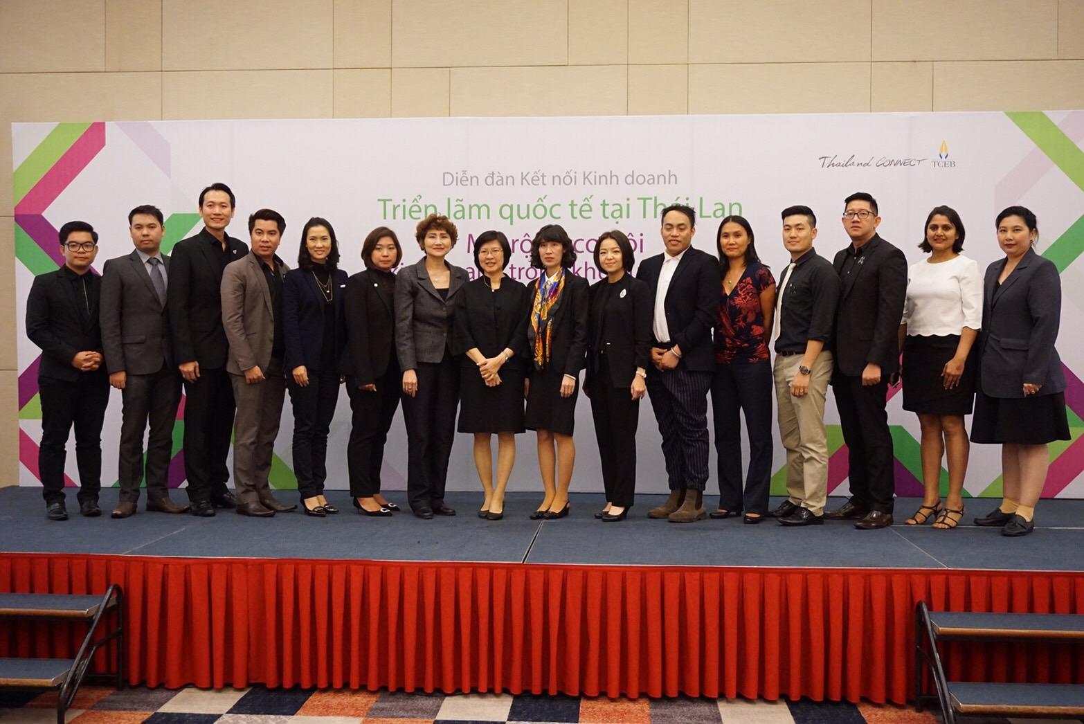 นิชิโอะฯ ร่วมกับ สสปน. โรดโชว์ประชาสัมพันธ์งาน Thailand International TRUCK SHOW 2017 ณ กรุงฮานอย ประเทศเวียดนาม