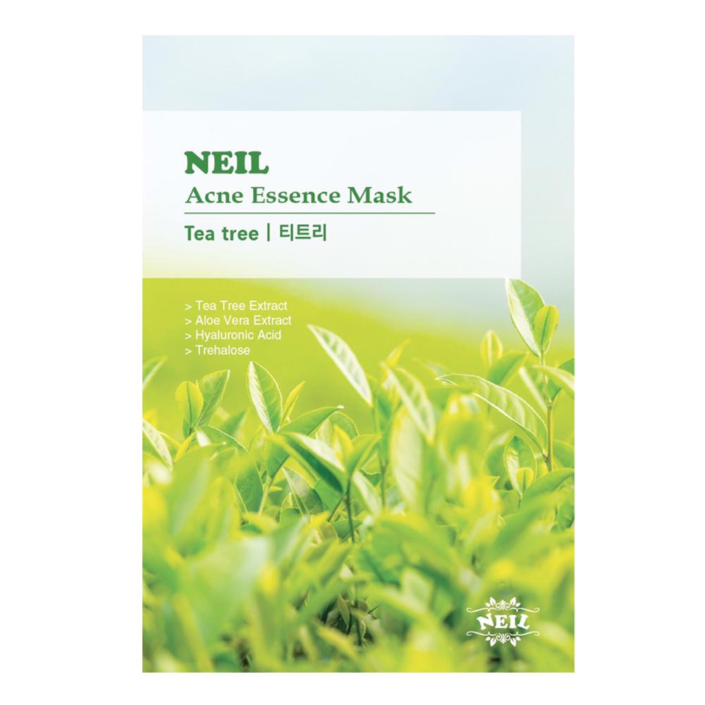 นีล มาส์ค สูตรสารสกัดจากใบชา