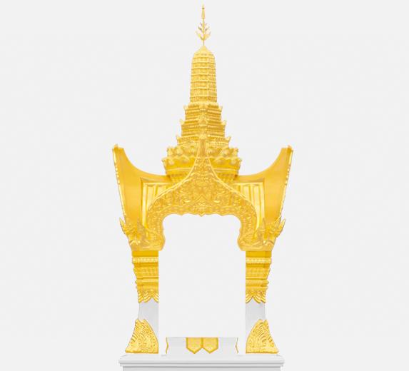 ศาลพระพรหม ทรงไทย