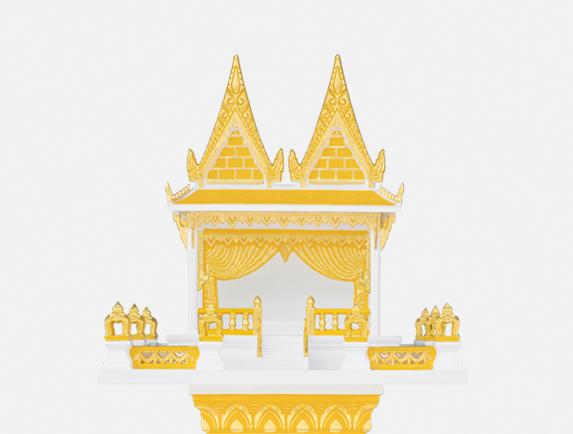 ศาลเจ้าที่ ทรงไทย
