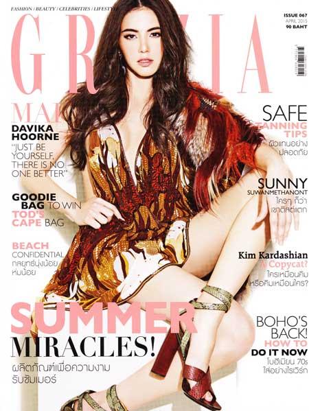 Grazia Issue067