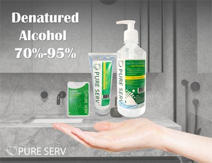 แอลกอฮอล์ 70% - 95%