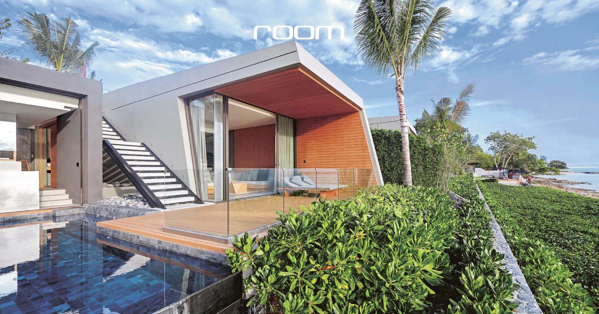 MASON ประติมากรรมแกรนิตในรูปแบบสถาปัตยกรรมอัลตราโมเดิร์น