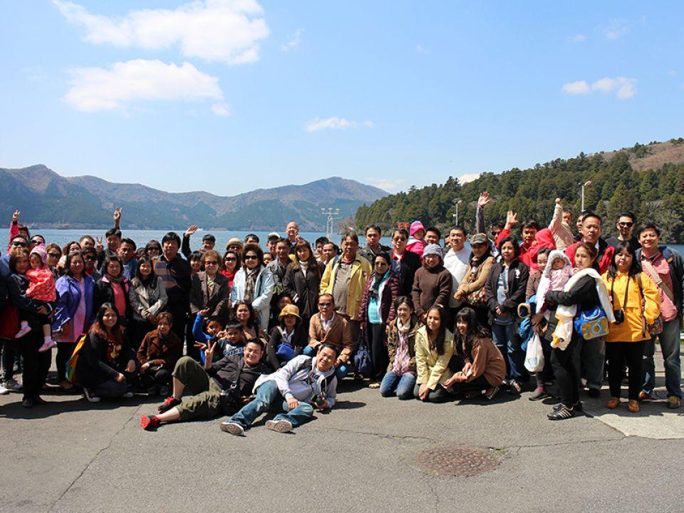 เที่ยวญี่ปุ่น 2555