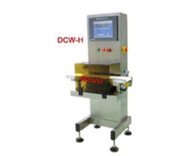 เครื่องตรวจสอบน้ำหนักระดับสูง DCW-H