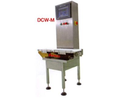เครื่องตรวจสอบน้ำหนักระดับกลาง DCW-M