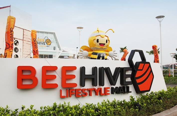 BeeHive Lifestyle Mall Project