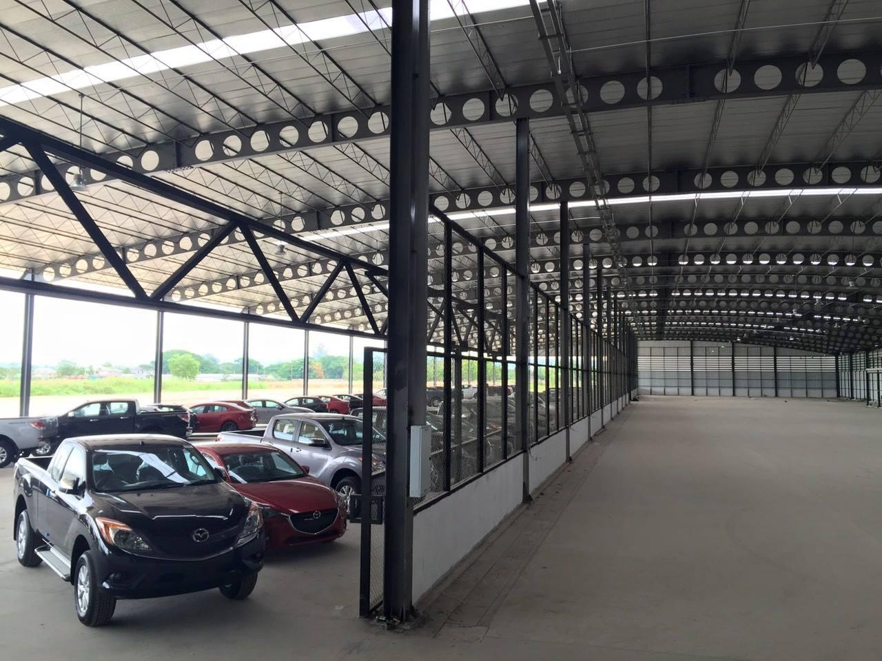 Mazda new showroom โชว์รูมมาสด้า สาขาซุปเปอร์ไฮเวย์(สารถี) จังหวัดเชียงใหม่