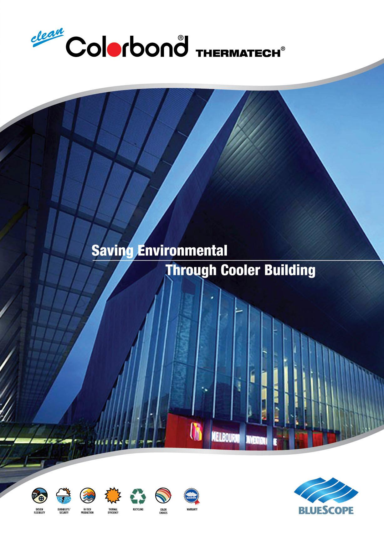 CLEAN COLORBOND® THERMATECH®