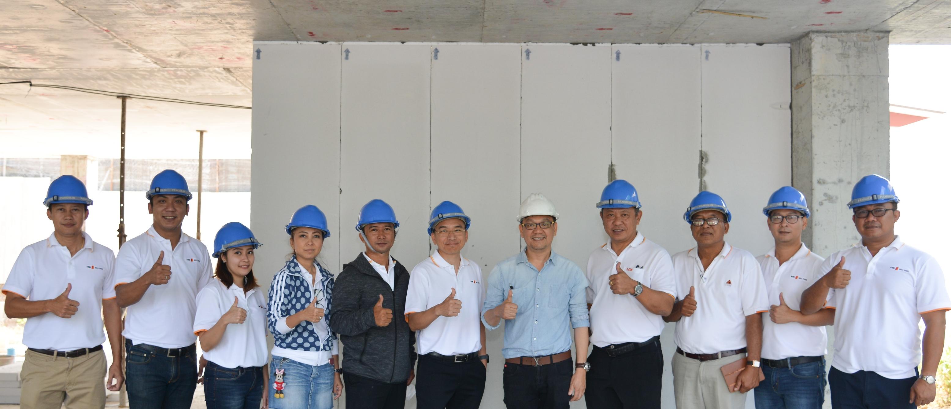 Q-CON โชว์นวัตกรรมก่อสร้างยุคค่าแรงพุ่ง จัดกิจกรรมสาQ Panel โครงการ City Link Condo โคราช