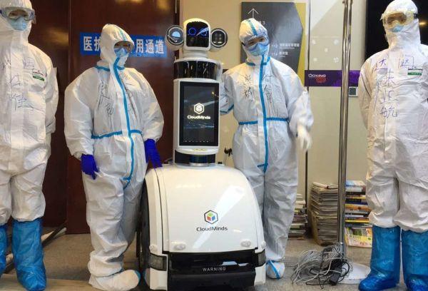 CouldMinds นำ 4 เทคโนโลยีช่วยจีนสู้ COVID-19