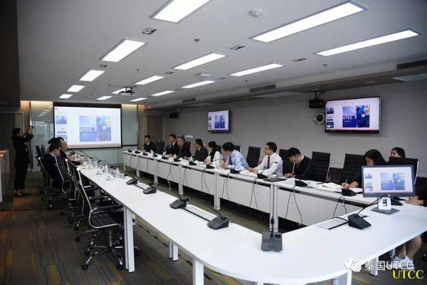热烈欢迎中国右江民族医学院考察团