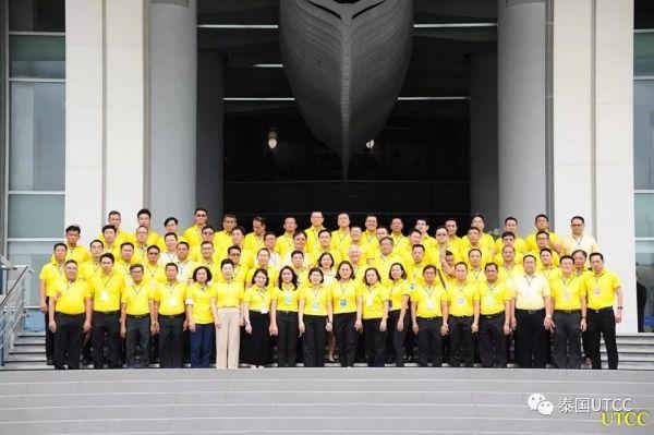 热烈欢迎参加2019年高级管理者课程培训班的各府商会学员