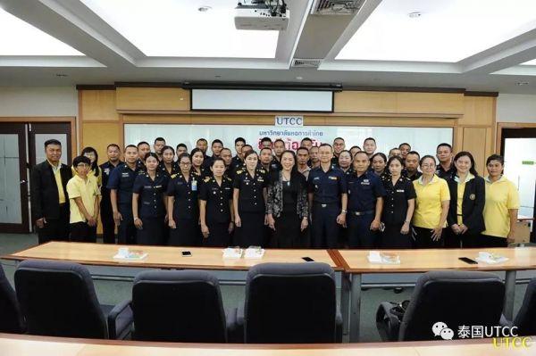 优质教育中心主任热烈欢迎空军战略教育部军队教师学校考察团