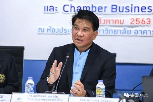 泰国商会大学公布7月信心指数连续3个月有所提升,但仍处于21年以来的最低点