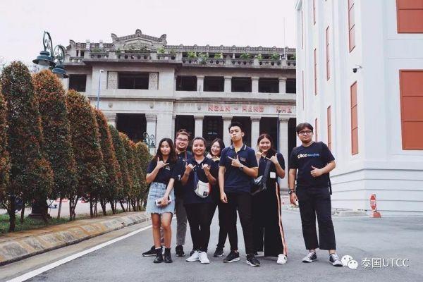"""泰国商会大学国际学院在越南胡志明市举办""""进入国际商会家庭""""欢迎活动"""