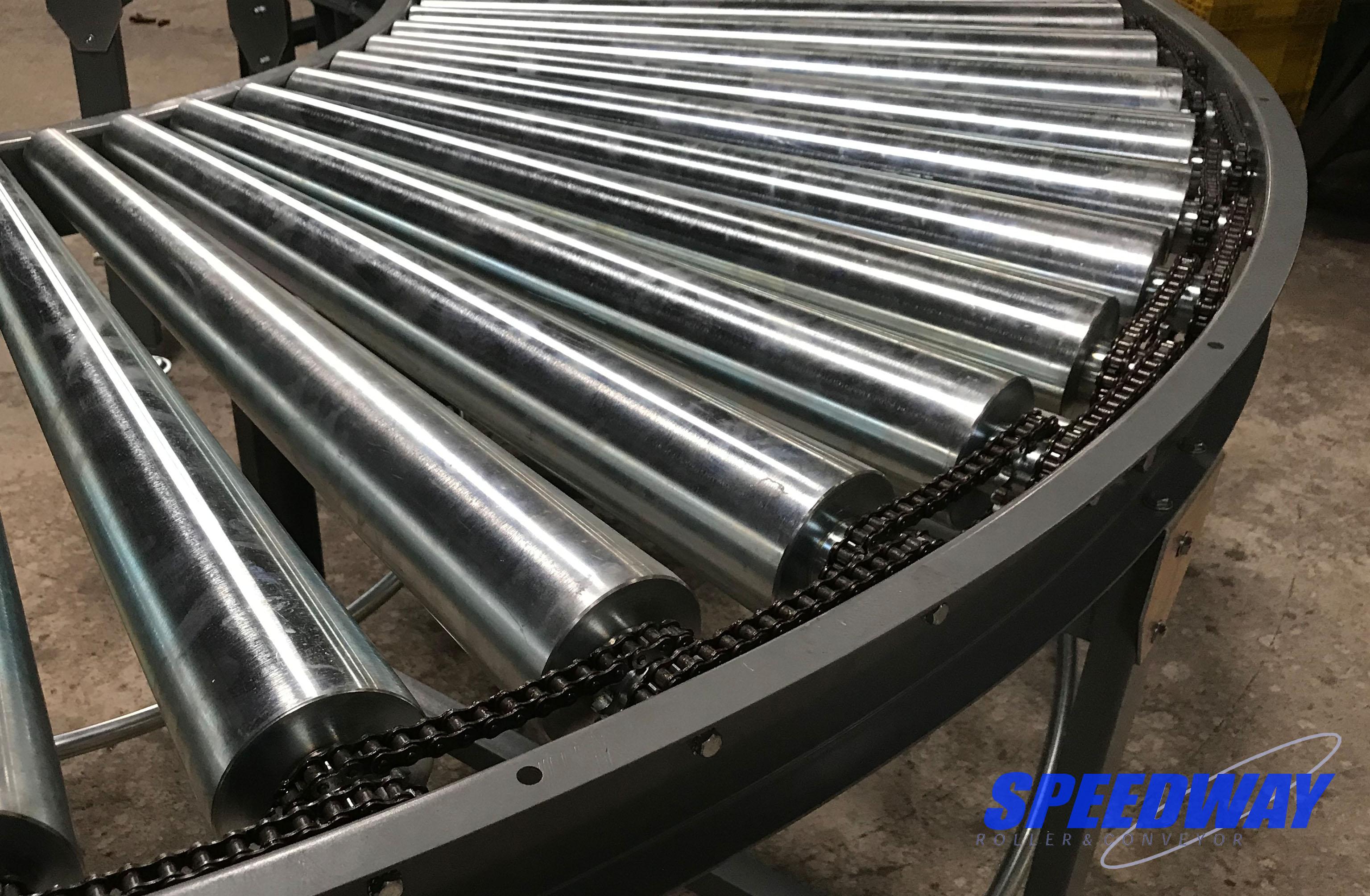 drive roller conveyor