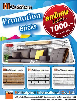 Promotion Brick