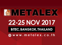 Welcome to METALEX 22-25 Nov 2017